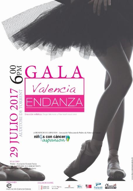Grandes figurasparticiparánen la Gala de Valencia Endanza 2017
