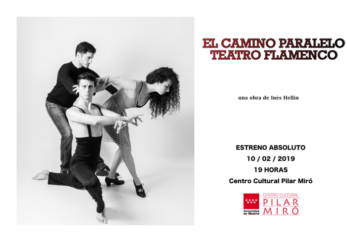El camino paralelo. Teatro flamenco