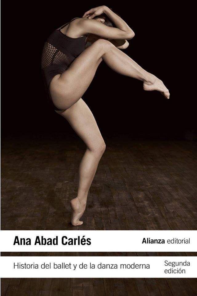 """""""Narraciones y narrativas  en la danza"""" por Ana Carles Abad"""