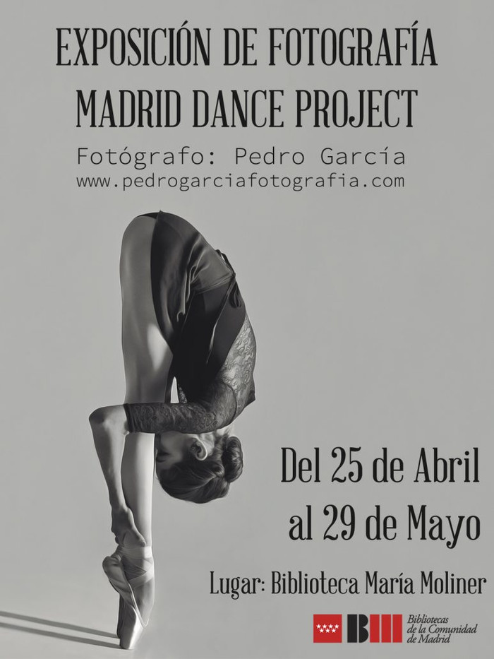 Exposición Madrid Dance Project