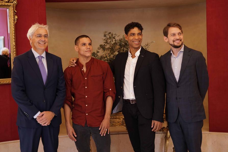 Teatro Real: Acosta Dance Company. Miradas sobre el el alma de Cuba