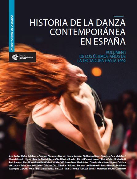 """Presentación en Madrid """"Historia de la danza contemporánea en España (Vol.1)"""""""