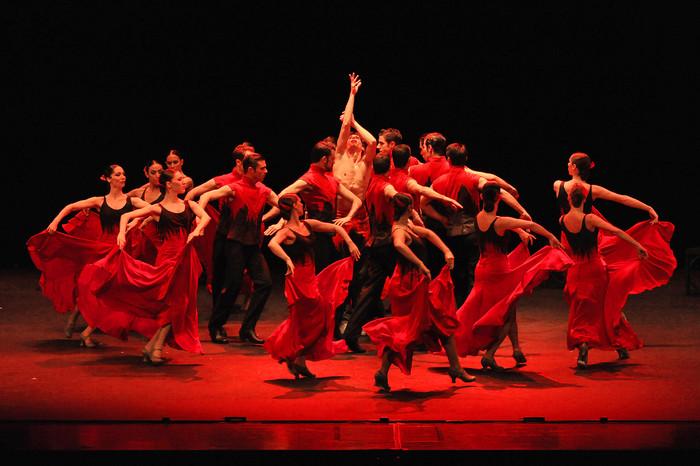El Ballet Nacional de España viaja a Argentina y Chile