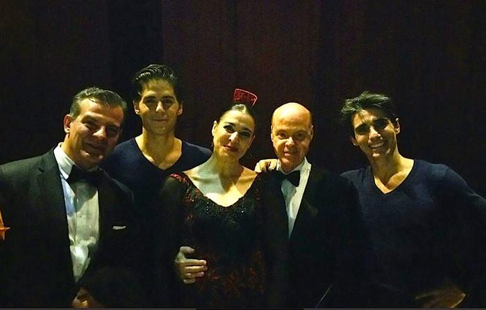 Triunfo español en la Ópera de Bucarest