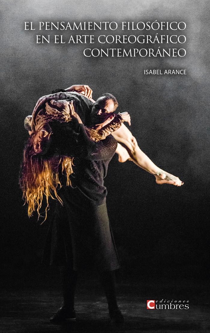 """Isabel Arance presenta su libro """"El pensamiento filosófico en el arte coreográfico contemporáne"""