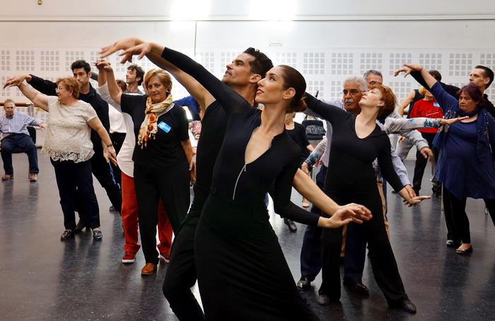 Día Mundial del Parkinson en la Sede del Ballet Nacional