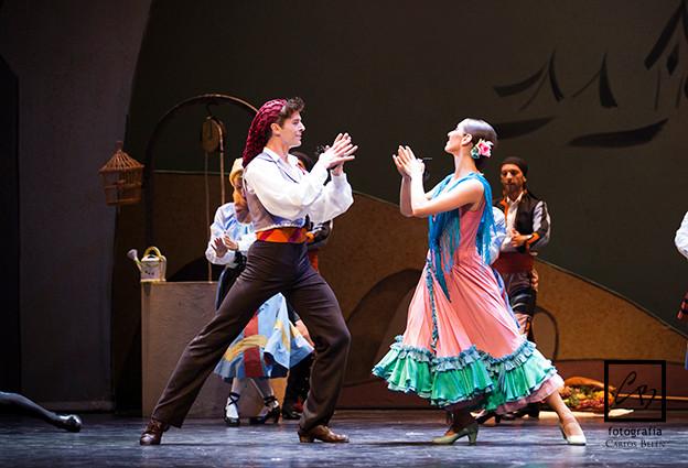 Homenaje a Antonio Ruiz Soler por el Ballet Nacional de España