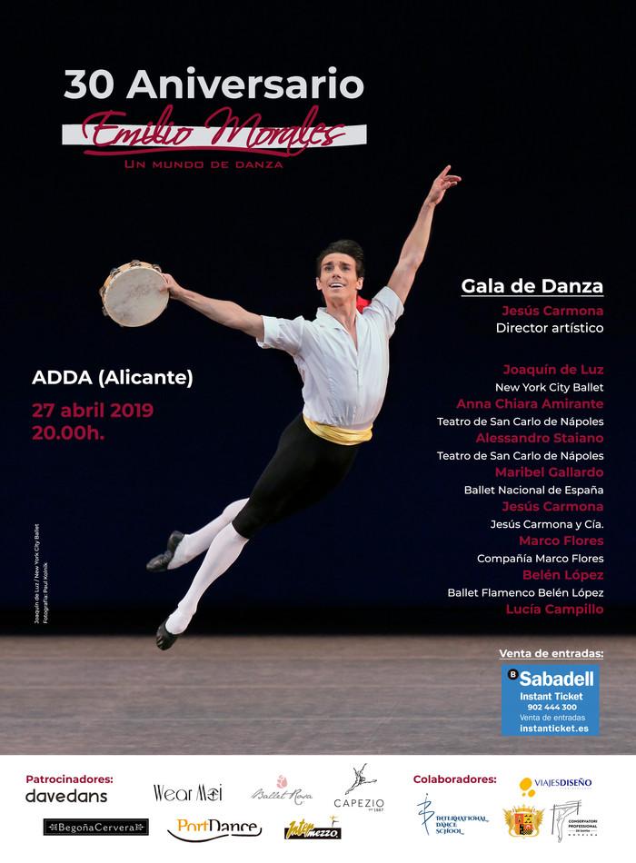Gran Gala de Danza en Alicante
