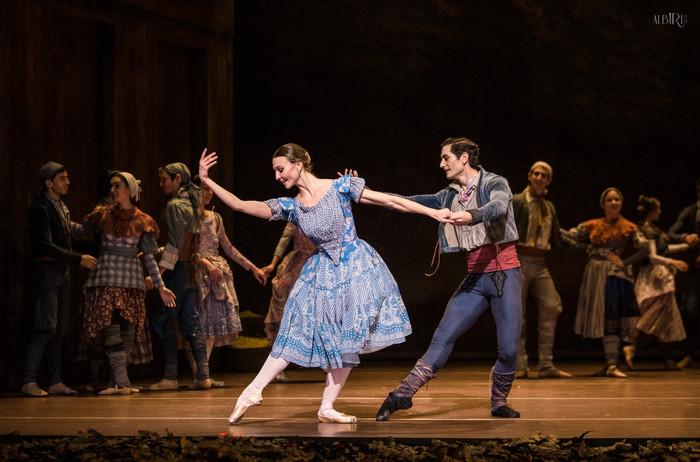 """""""La Giselle"""" de Joaquín de Luz para la Compañía Nacional de Danza"""