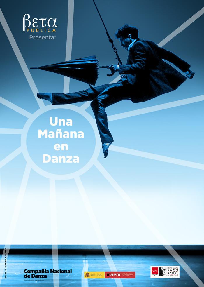 """Beta Pública anuncia el 6º año de """"Una Mañana de Danza"""""""