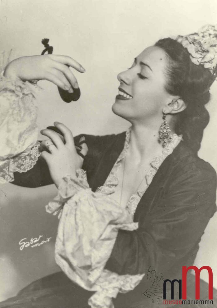 Mariemma en concierto 1940-1955