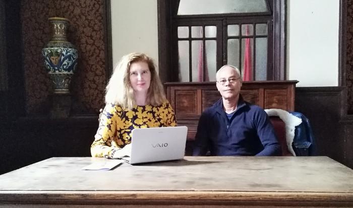 Conversaciones desde el Ateneo: entrevista a Lázaro Carreño