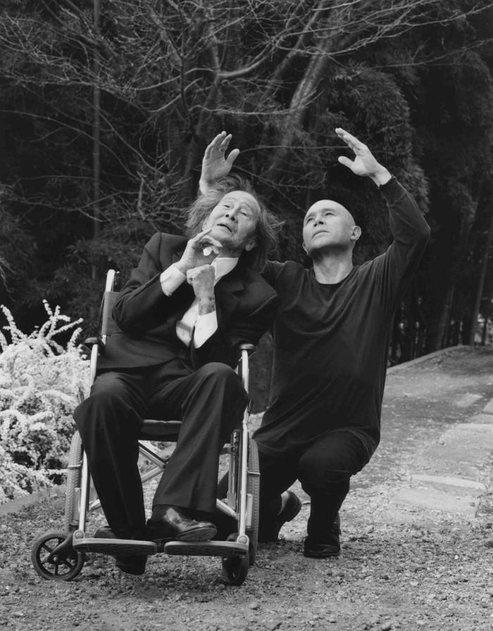 """Yoshito Ohno: """"El Butoh nos enseña la importancia de vivir"""""""