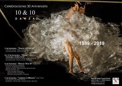 30 años con 10 & 10 Danza