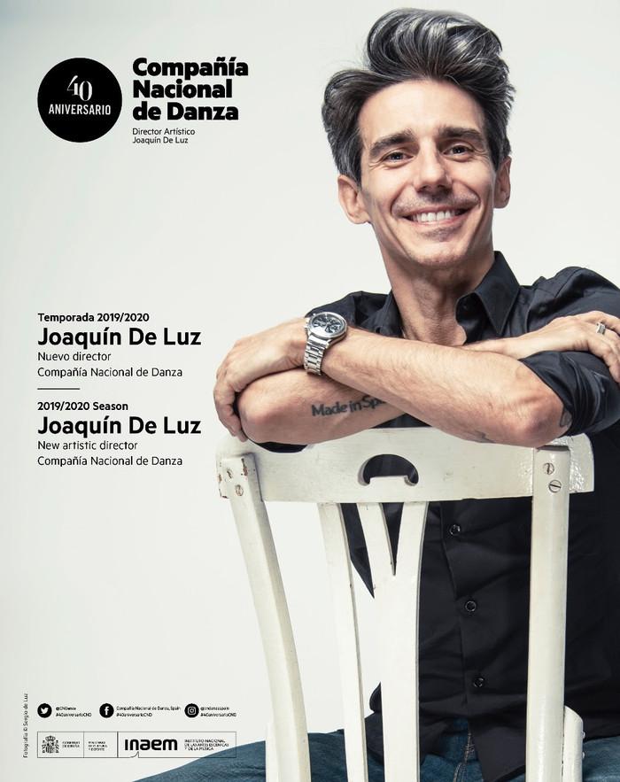 Joaquín de Luz, un nuevo comienzo en la CND