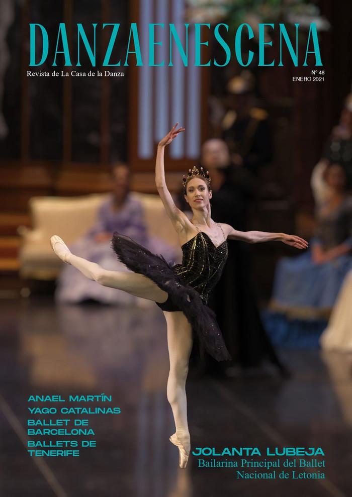 Revista Danza en Escena. 2021 razones para seguir creando
