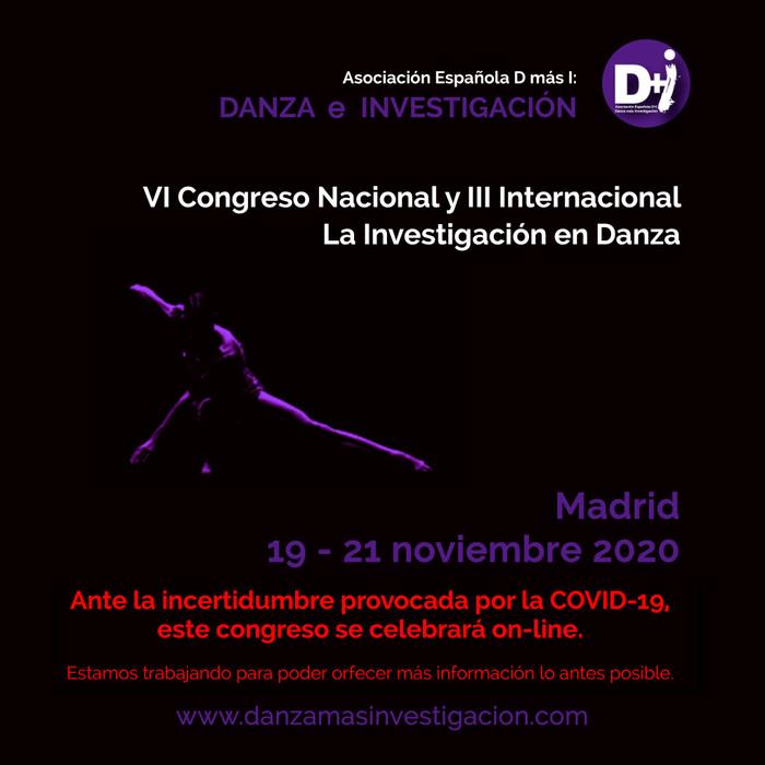 6º Congreso Nacional y 3º Internacional de Danza