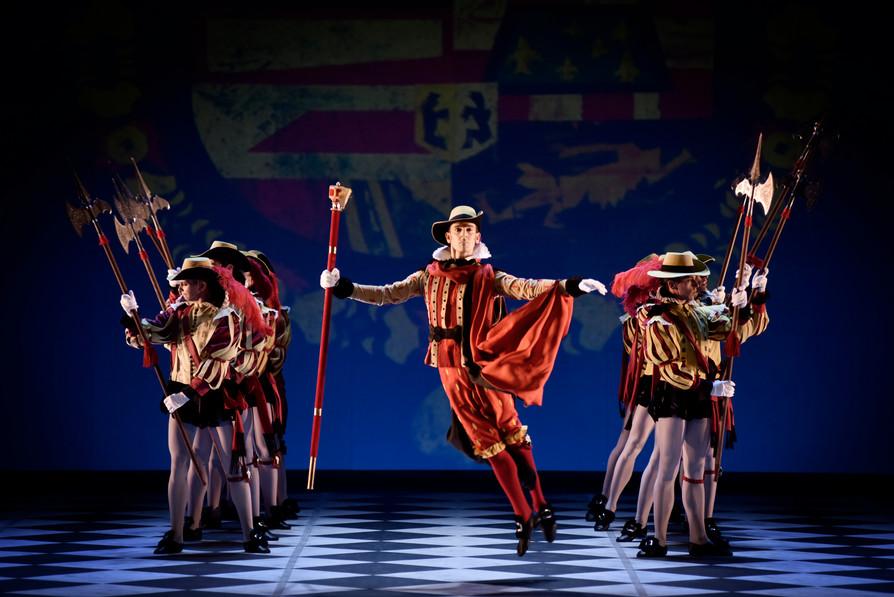 Antonio Ruiz Soler renace en el Teatro Real