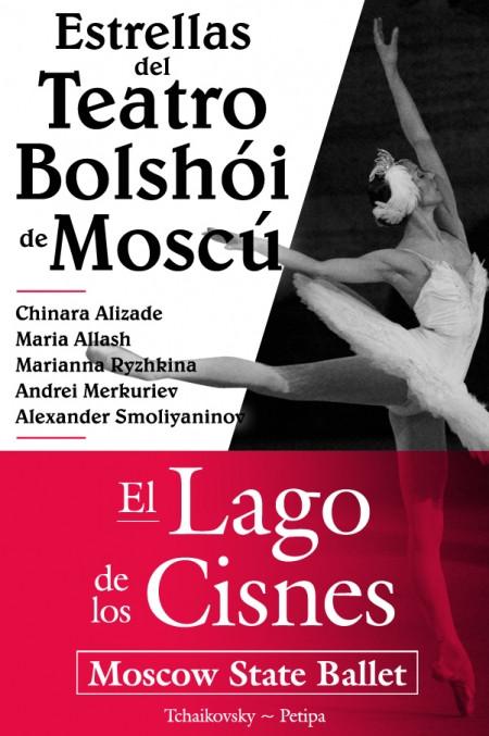 """El Moscow State Ballet trae """"El Lago de los Cisnes"""" a Madrid"""
