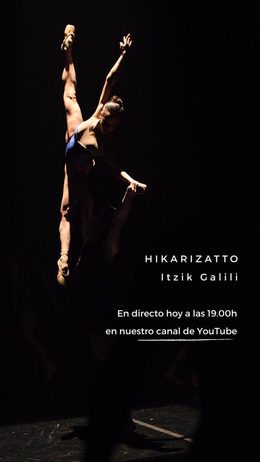 Ballet directo CND/4: Hikarizatto