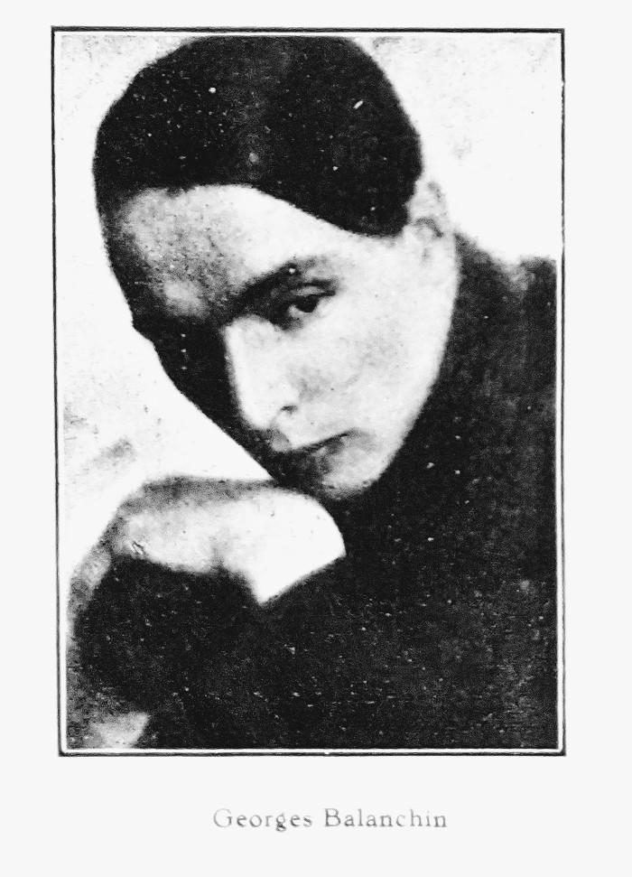 De Georges Balanchine a Mr. B. Su historia a través de las mujeres