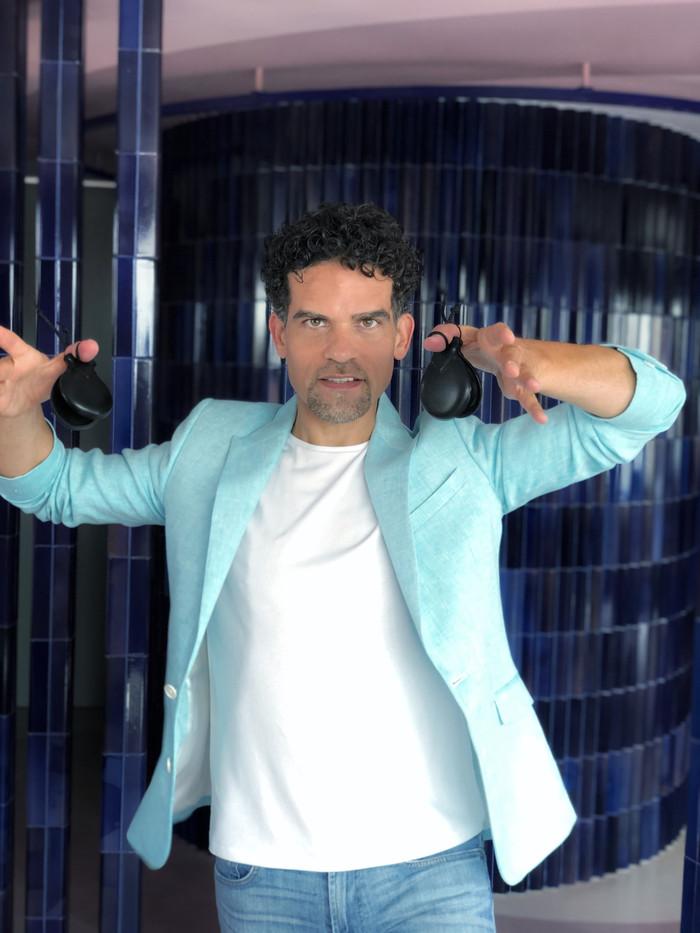 """En el Día Internacional de la Danza, Antonio Najarro: """"Juntos haremos bailar al mundo"""""""