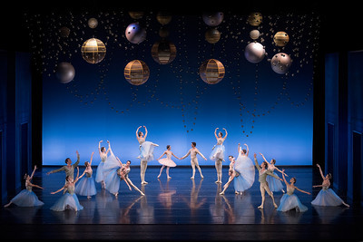 Navidad en el Teatro de la Zarzuela con el Cascanueces de la CND