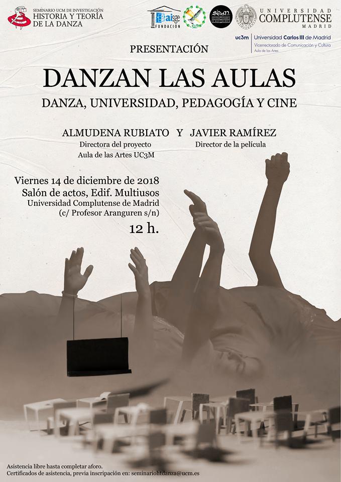 """Estreno del documental """"Danzas las Aulas"""""""
