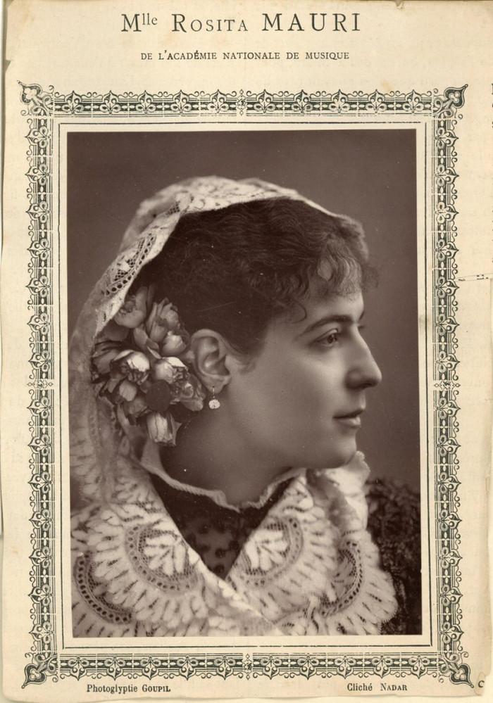 Rosa Mauri, la bailarina que pintó Degas