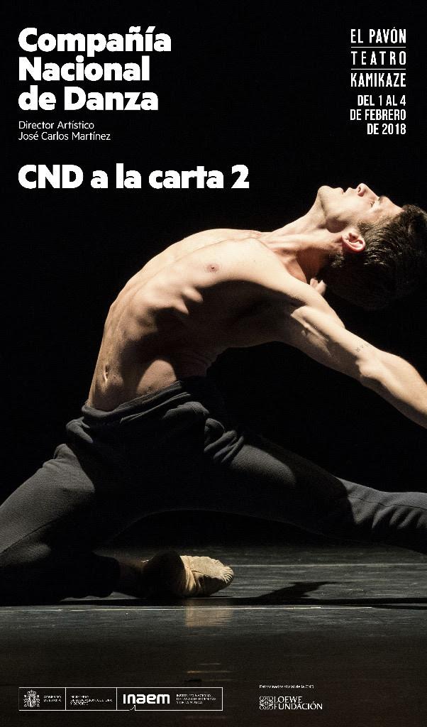 """La CND a la Carta 2: """"El show de Pina"""""""