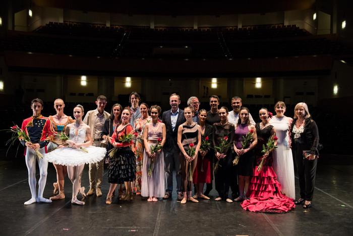 V Gala de Bailarines Murcianos. Homenaje a Antonio Gades