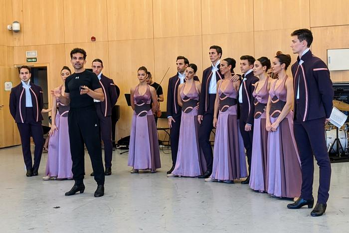 """""""Alento"""" estrena en el Festival de Música y Danza de Granada"""