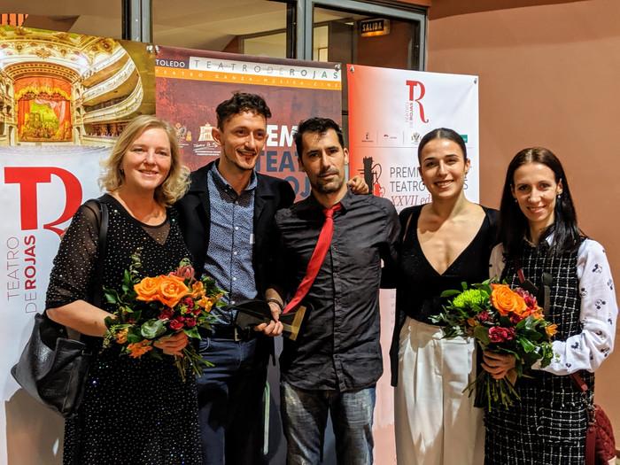 La Danza, galardonada en los Premios Teatro de Rojas