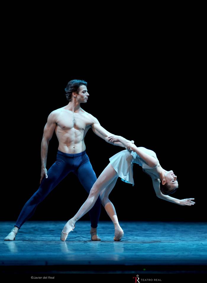 Lo menos es más, el Ballet de la Ópera de París en el Teatro Real