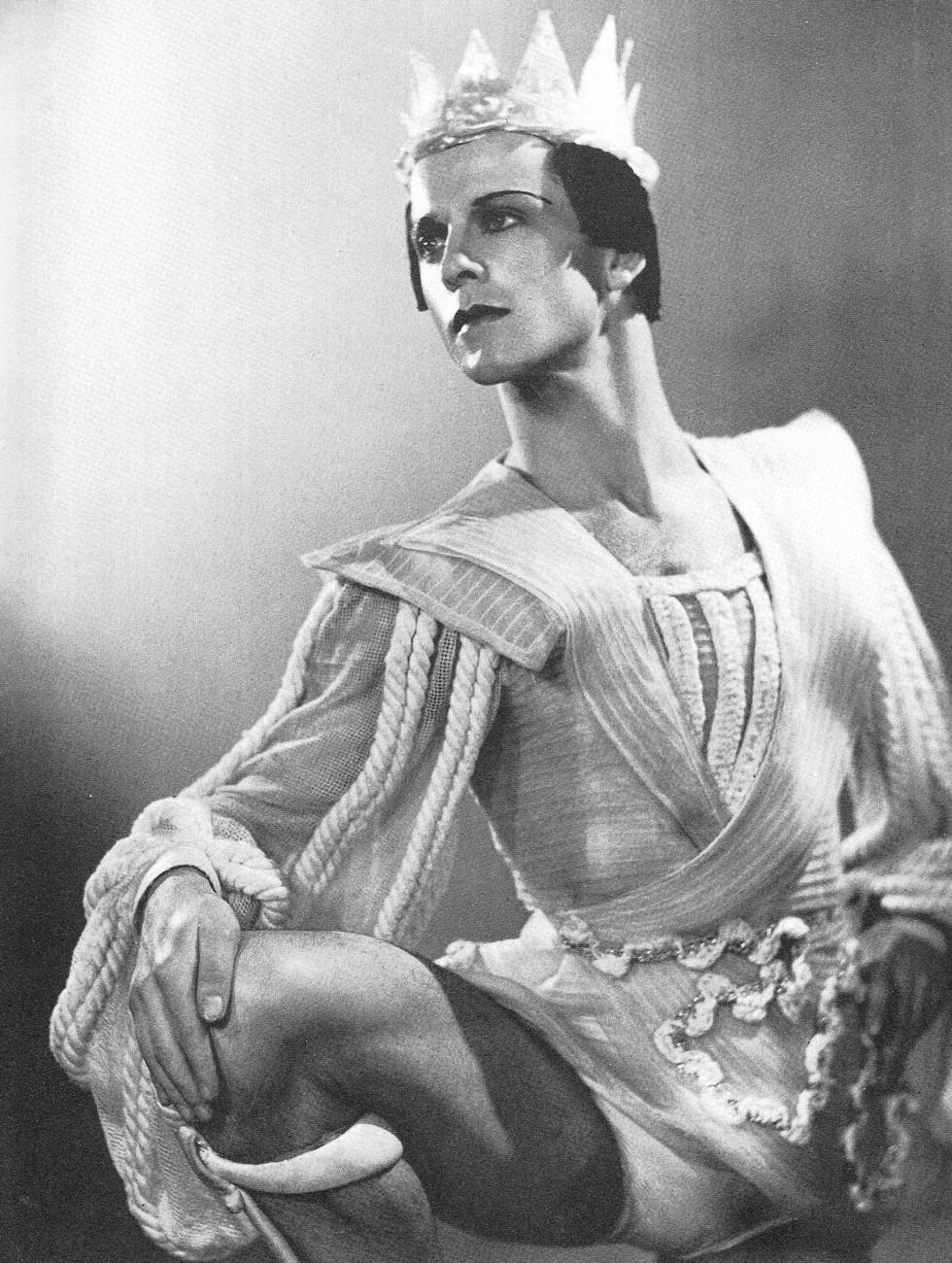 Recordando a Hans Zulling, el bailarín favorito de Kurt Joos