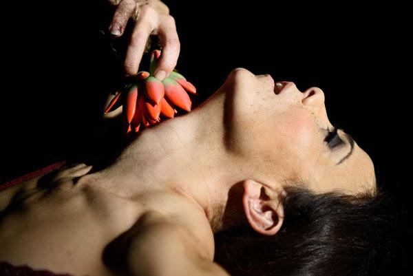 """Olga Pericet en el Chaillot de París con """"La espina que quiso ser flor"""""""