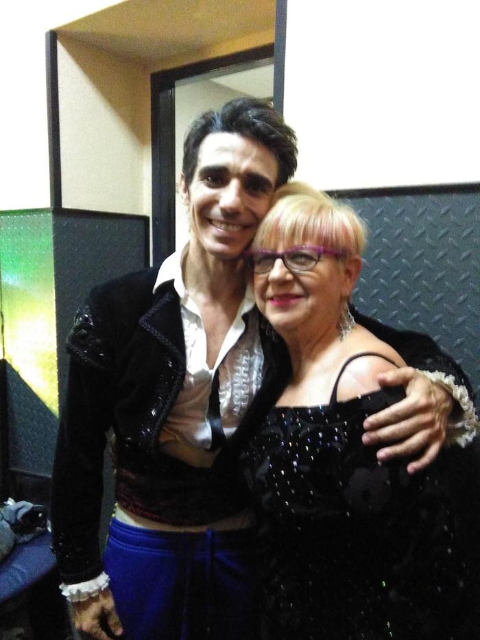 ¡¡¡Enhorabuena Joaquín de Luz!!! Premio Nacional de Danza 2016