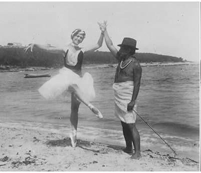 Olga Picasso y la danza (2)