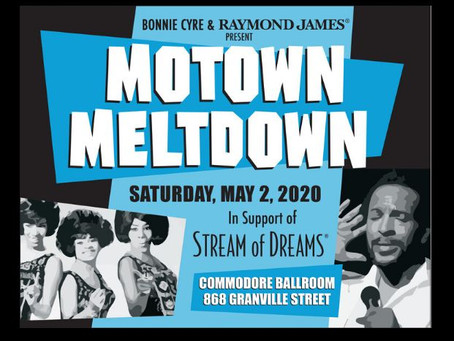 Motown Meltdown - Celebrate the 20th Anniversary of Stream of Dreams!
