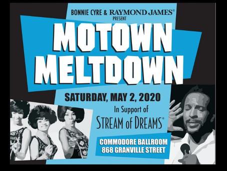 Motown Meltdown - Celebrate the 20th Anniversary of Stream of Dreams!