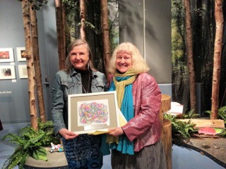 Dreamfish Award for Judy McLeod