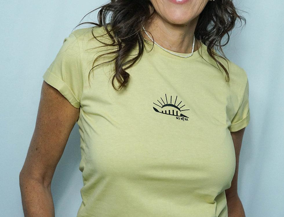 Camiseta Bahía Mostaza