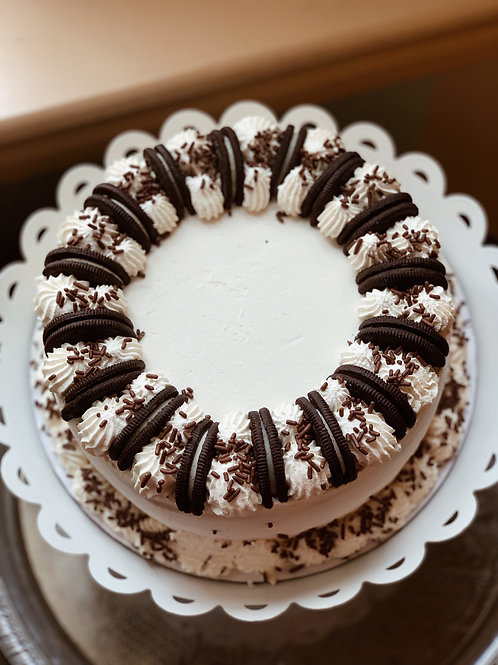 Ice Cream Cake - Large with brownie layer