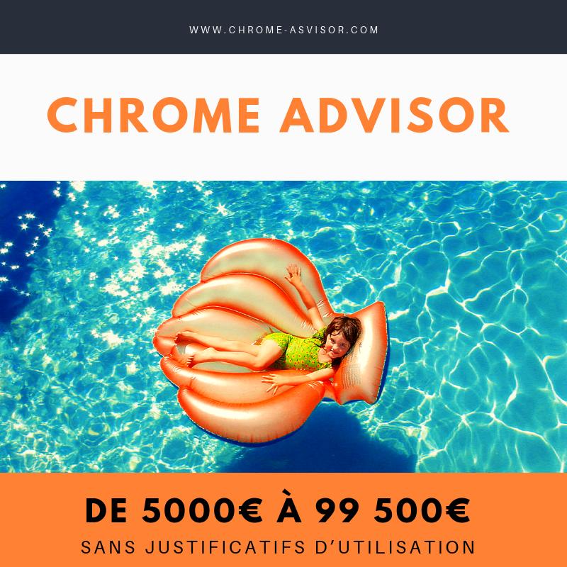 Confiez vos projets aux courtiers Chrome Advisor