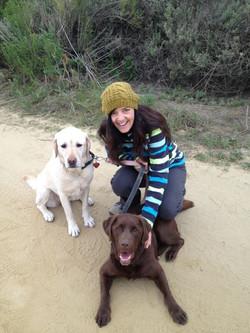 Victoria, Sally, & Gordon