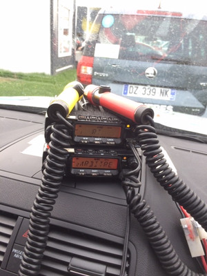 Liaisons radios
