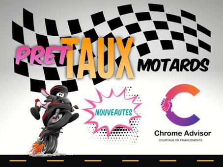 Je veux acheter une moto à crédit, comment faire ?
