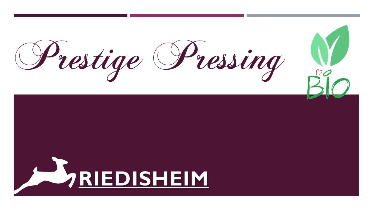Prestige Pressing