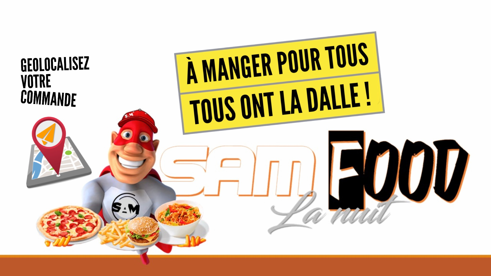 Sam Food la nuit