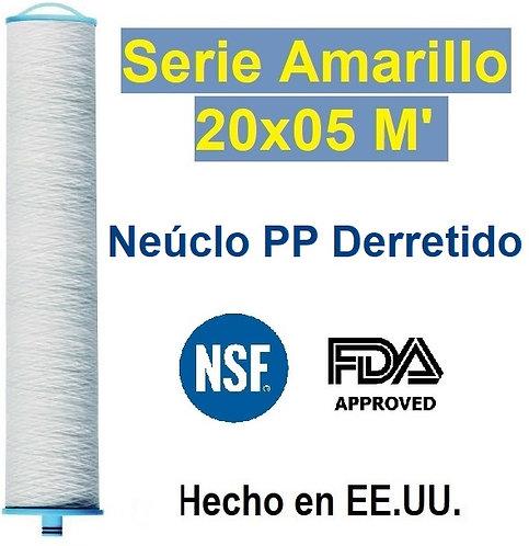 Cartucho El Poderos 20X5 Micras